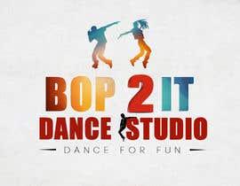 nº 60 pour Logo:- Bop 2 It Dance Studio par RubenA1ejandro