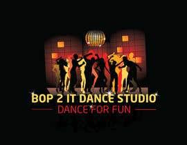 nº 56 pour Logo:- Bop 2 It Dance Studio par MuskanNadeem123