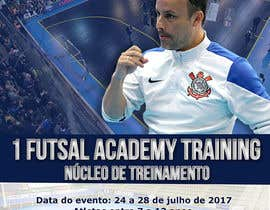 nº 15 pour Flyer to promote a futsal clinic. par maidang34
