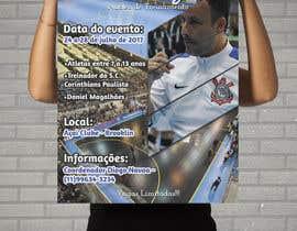 nº 17 pour Flyer to promote a futsal clinic. par oronno12
