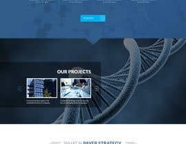 nº 19 pour Design a Website Mockup par atikul11