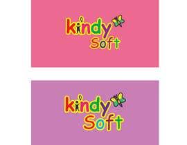 """nº 409 pour Design a Logo for """"Kindy Soft"""" par jannatinur"""