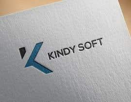 """nº 414 pour Design a Logo for """"Kindy Soft"""" par ShahabulARCH21"""