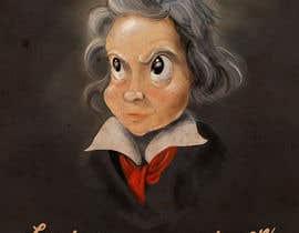 nº 13 pour Cartoonize Classical composers par kirasicart