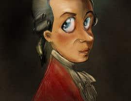 nº 18 pour Cartoonize Classical composers par kirasicart