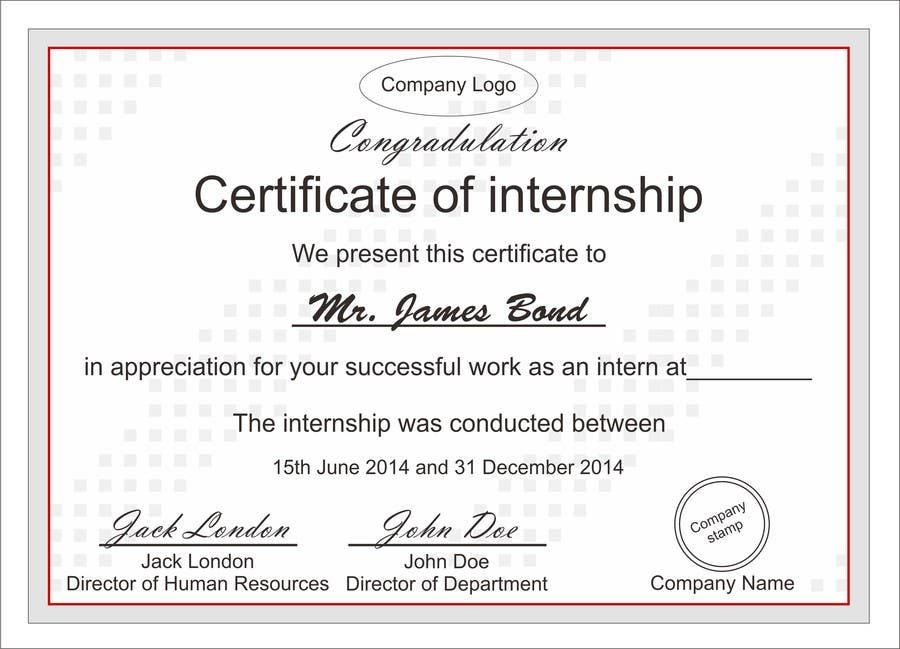 Format of internship completion certificate custom paper writing format of internship completion certificate an internship certificate format is a legal document that is presented altavistaventures Image collections