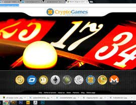nº 38 pour Unique background image for casino website par natyacu