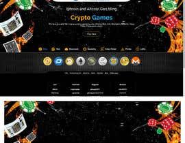 nº 13 pour Unique background image for casino website par CGplus