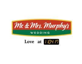 nº 48 pour Wedding Invitation Logo par subornatinni