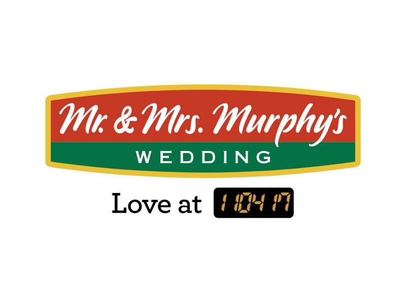 Proposition n°43 du concours Wedding Invitation Logo