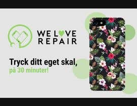 nº 19 pour We Love Repair - Video ad for mall par JamesArq