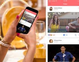 nº 65 pour need a graphic mockup for a mobile app par moidwasir