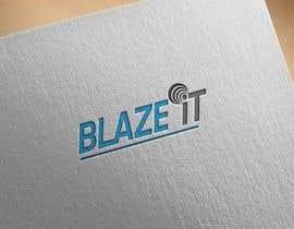 nº 81 pour Logo Design for my company (BlazeIT) par raihankobir711