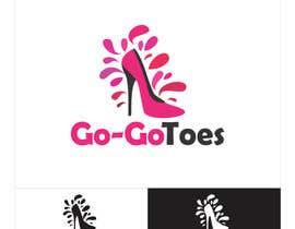 #83 untuk Design a Logo for Go-Go Toes oleh duobrains