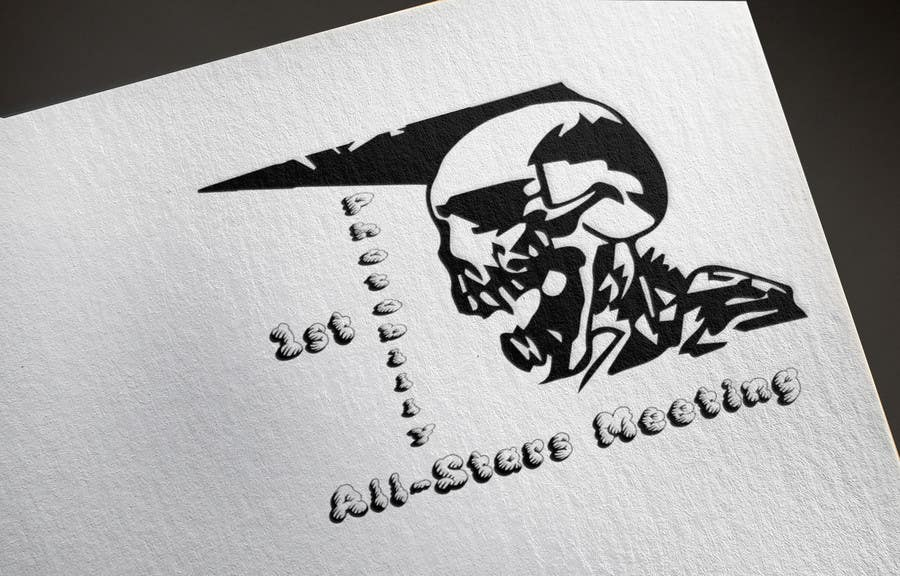 Proposition n°7 du concours Re-draw an existing logo (monochrome, quick & easy job)