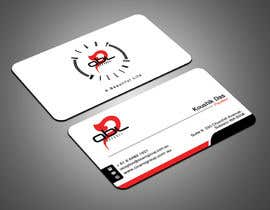 nº 151 pour Business Card Design par tokoushik