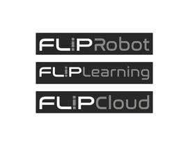 nº 608 pour FlipRobot logo par aFARTAL