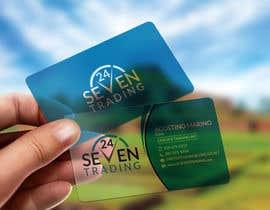 nº 9 pour Logo Design and Business card layout par papri802030