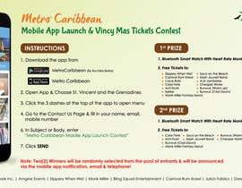 nº 23 pour Metro Caribbean Mobile App Launch Contest par MooN5729