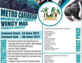 nº 20 pour Metro Caribbean Mobile App Launch Contest par rsoucenadin
