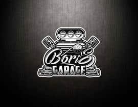 nº 49 pour Logo for BorisGarage par namunamu