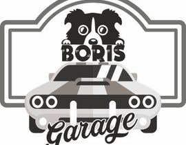nº 34 pour Logo for BorisGarage par swapneelkukde