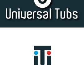 #119 for Design a Logo for Universal Tubs by giobanfi68