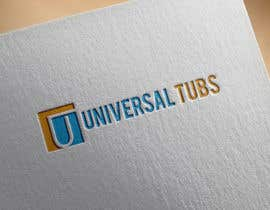#87 for Design a Logo for Universal Tubs by MoutazTAZ