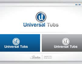 #124 for Design a Logo for Universal Tubs by Ibrahimmotorwala