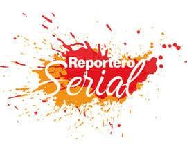 #4 para Renovación logo de Reportero Serial de TanyMendoza