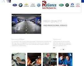 #2 for Design a website for an auto mechanic shop by Hamzakhan904