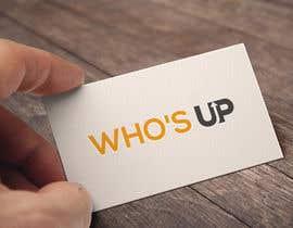 #228 untuk Who's Up: Design a Logo oleh mdpialsayeed