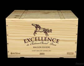 #40 untuk Print & Packaging Design for Excellence Bordeaux Wine oleh focused