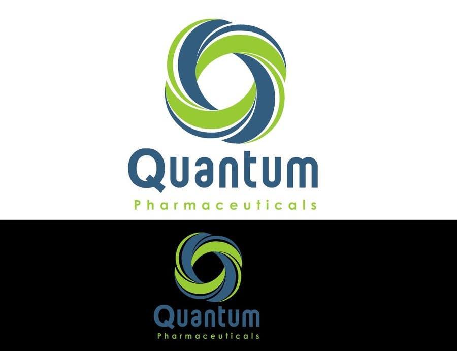 Penyertaan Peraduan #73 untuk Logo Design for Quantum Pharmaceuticals