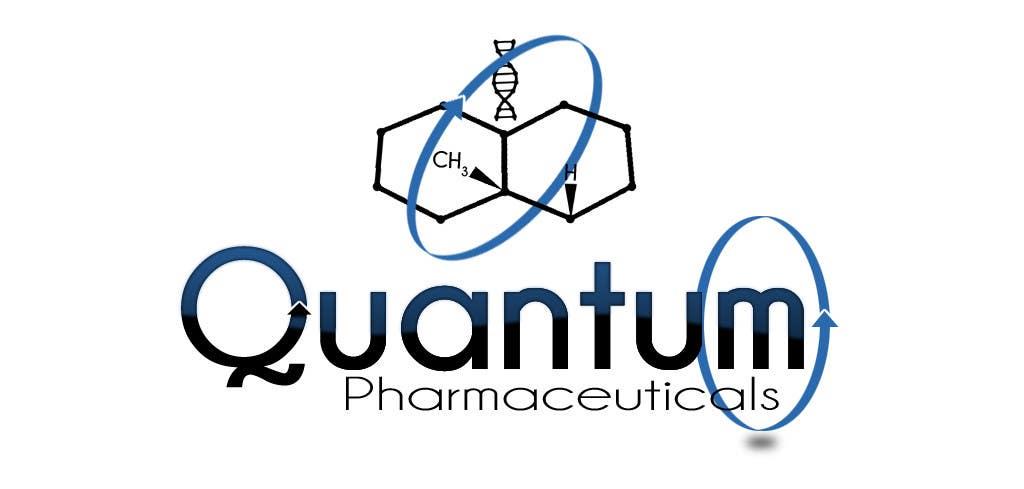 Penyertaan Peraduan #36 untuk Logo Design for Quantum Pharmaceuticals
