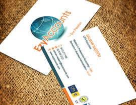 Nro 25 kilpailuun Design some Business Cards for an Accountant käyttäjältä SarahDar