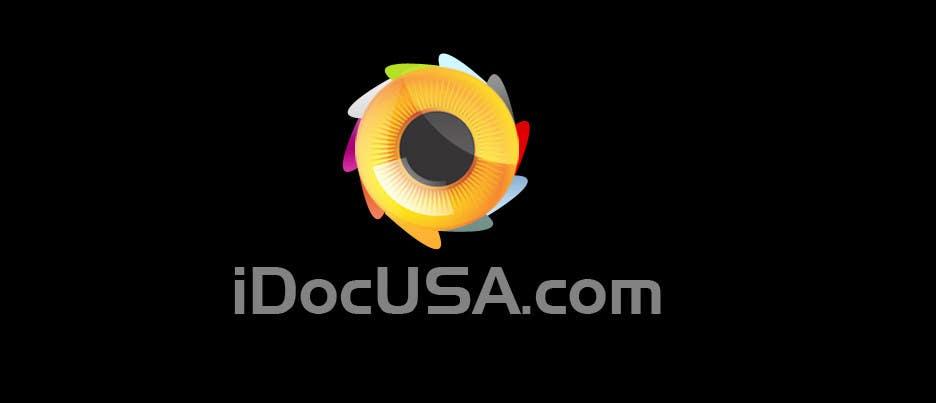 Konkurrenceindlæg #                                        40                                      for                                         Logo Design for iDocUSA.com
