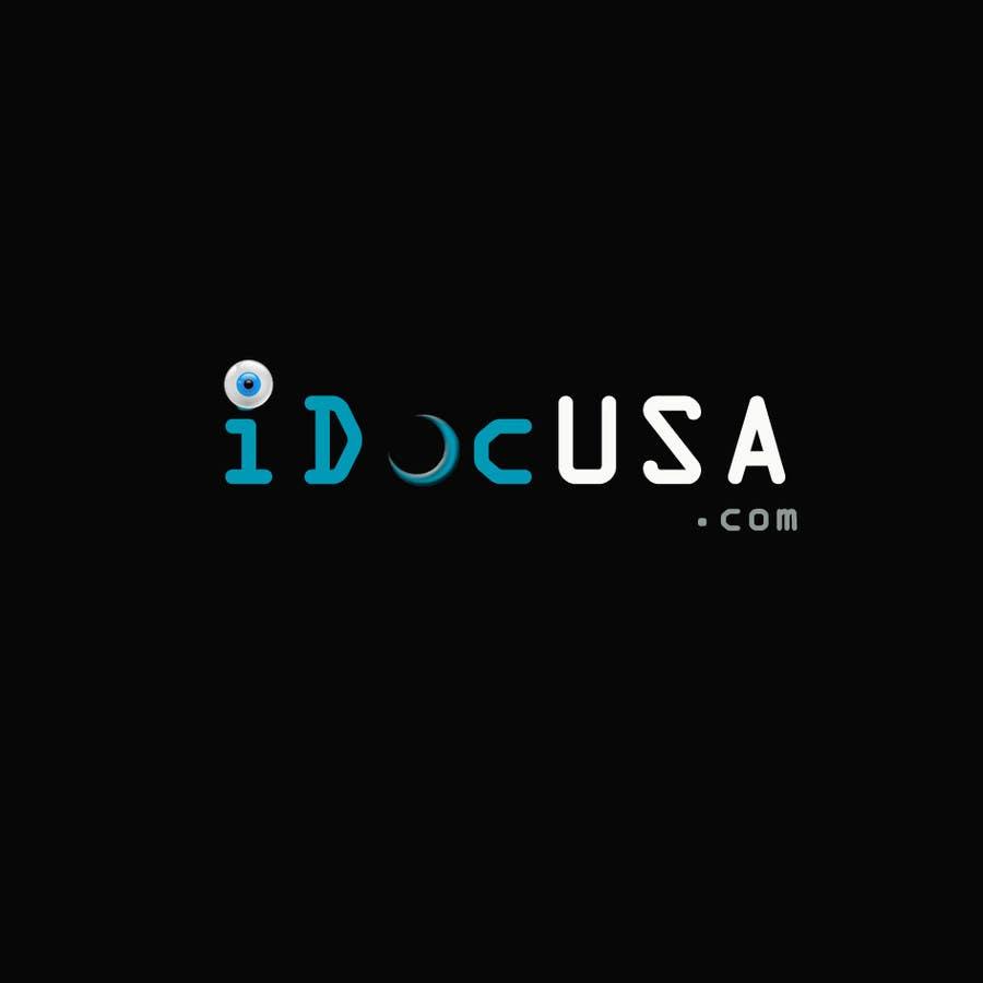 Konkurrenceindlæg #                                        48                                      for                                         Logo Design for iDocUSA.com