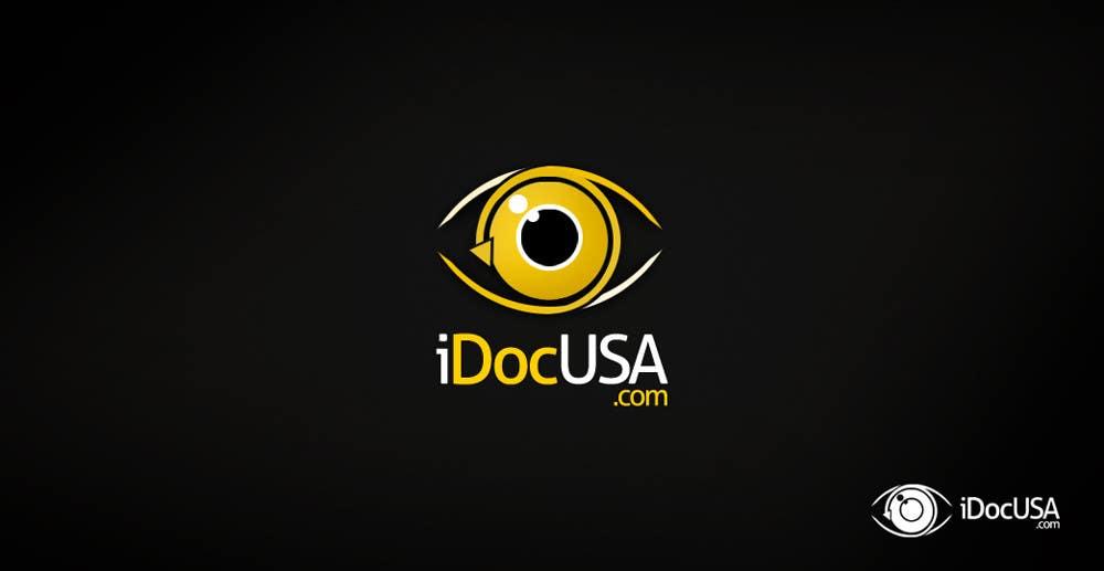Konkurrenceindlæg #                                        30                                      for                                         Logo Design for iDocUSA.com