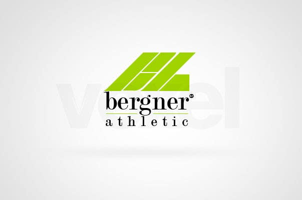 "Konkurrenceindlæg #                                        36                                      for                                         Logo Design for ""Bergner Athletic"""
