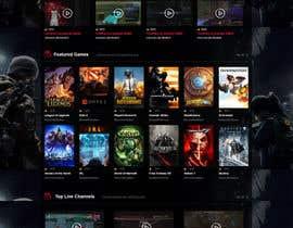 #13 for Designing A Gaming Video Website av princevenkat