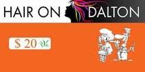 Graphic Design Zgłoszenie na Konkurs #12 do konkursu o nazwie Stationery Design for HAIR ON DALTON