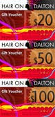 Contest Entry #92 thumbnail for Stationery Design for HAIR ON DALTON