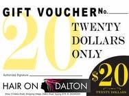 Proposta di Graphic Design in concorso #86 per Stationery Design for HAIR ON DALTON