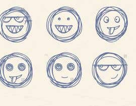 #8 para 5 Emoji icon designs por FuRuS