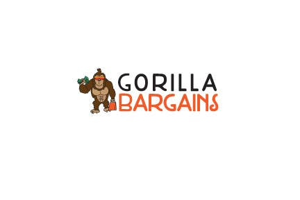 Logo Design Contest Entry #32 for Logo Design for Gorilla Bargains