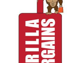 #47 for Logo Design for Gorilla Bargains af taylorlongly