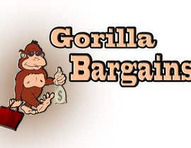 #49 cho Logo Design for Gorilla Bargains bởi Dumindu1992
