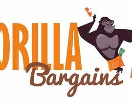 #36 cho Logo Design for Gorilla Bargains bởi vincgraph