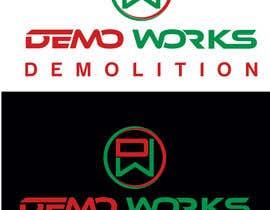 #116 for Design a Construction Demolition Logo af arafatsarder786